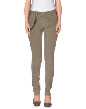 Повседневные брюки MODFITTERS. Цвет: бежевый