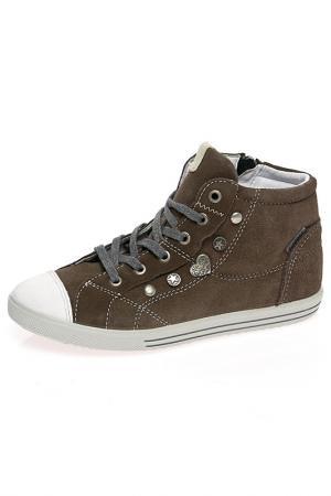 Ботинки Ricosta. Цвет: коричневый, комбинированный