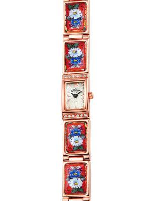 Часы Mikhail Moskvin. Цвет: синий, золотистый, красный