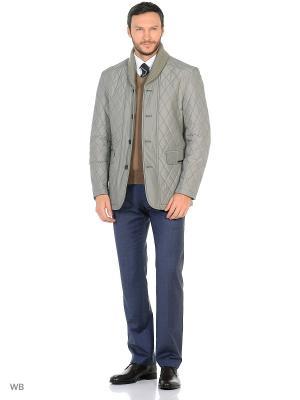 Куртка BAZIONI. Цвет: бежевый