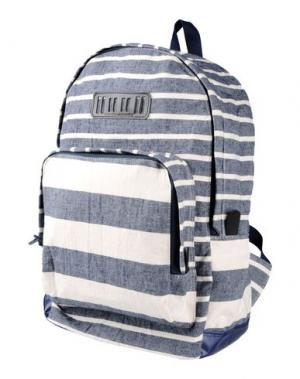 Рюкзаки и сумки на пояс WHITE MOUNTAINEERING. Цвет: грифельно-синий