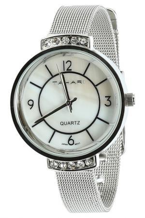 Часы TAHARI. Цвет: silver
