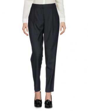 Повседневные брюки STEFANEL. Цвет: черный