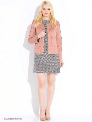 Куртка CONVER. Цвет: розовый