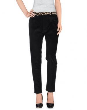 Повседневные брюки SOHO DE LUXE. Цвет: черный