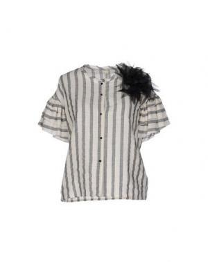Pубашка SOUVENIR. Цвет: черный