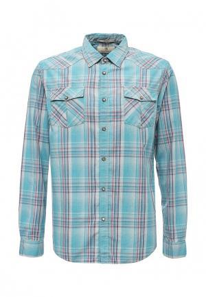 Рубашка Scotch&Soda. Цвет: бирюзовый