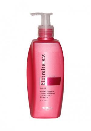Маска для окрашенных волос Brelil Professional. Цвет: розовый