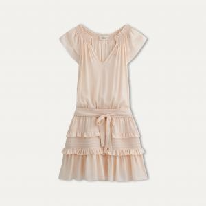 Платье LINI BA&SH. Цвет: черный
