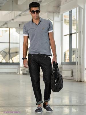 Джинсы Cars Jeans. Цвет: антрацитовый