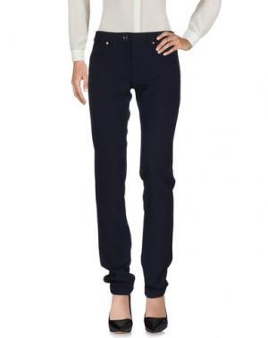 Повседневные брюки G.SEL. Цвет: темно-синий