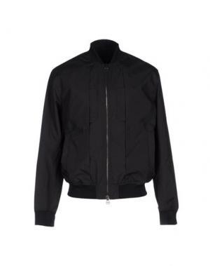 Куртка QASIMI. Цвет: черный