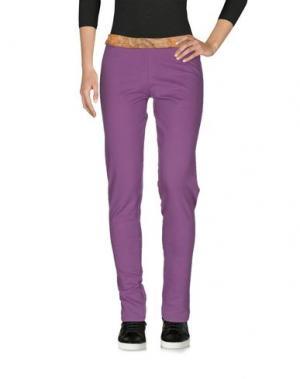 Повседневные брюки ALVIERO MARTINI 1a CLASSE EASYWEAR. Цвет: фиолетовый