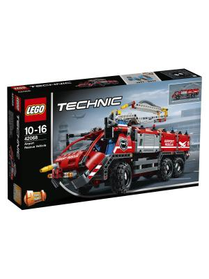 Technic Автомобиль спасательной службы 42068 LEGO. Цвет: синий