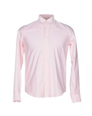 Pубашка SALVATORE PICCOLO. Цвет: розовый
