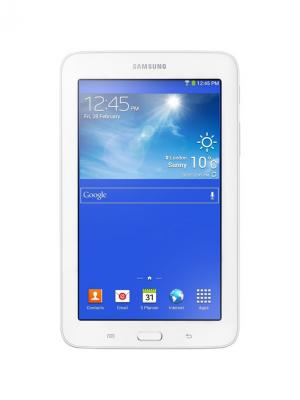 Планшет Samsung Galaxy Tab 3 Lite SM-T116 4C/1Gb/8Gb 7 TFT 1024x600/3G/And4.3/белый/BT/GPS/2Mpix/36. Цвет: белый