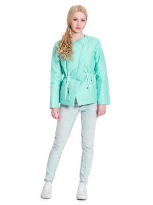 Куртка JATRAW. Цвет: бирюзовый, зеленый