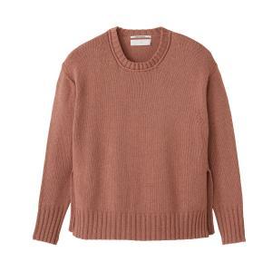Пуловер из тонкого трикотажа POMANDERE. Цвет: розовый