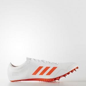 Шиповки для легкой атлетики adizero Prime  Performance adidas. Цвет: красный