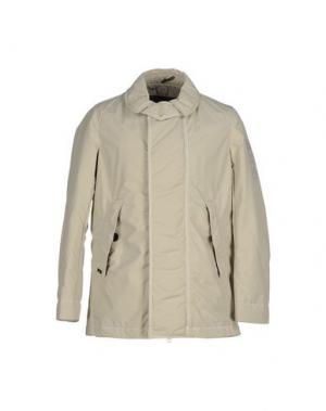 Куртка RRD. Цвет: бежевый