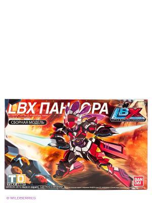 LBX Сборная модель Пандора. Цвет: оранжевый
