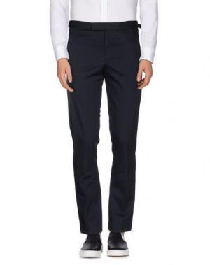 Повседневные брюки OVADIA & SONS NEW YORK. Цвет: темно-синий
