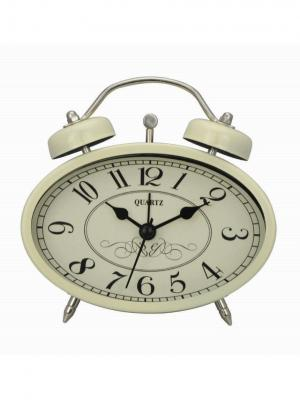 Часы настольные ArteNuevo. Цвет: бежевый