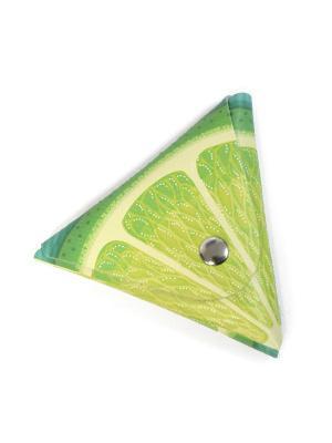 Монетница A.Valentino. Цвет: зеленый, светло-зеленый