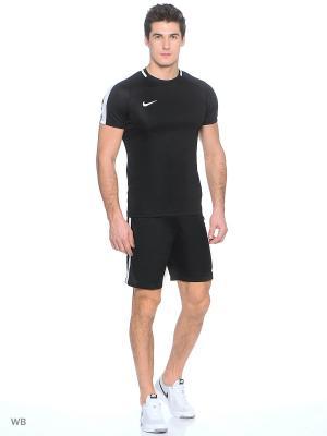 Футболка Dri-Fit Academy T-Shirt Nike. Цвет: черный