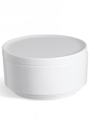 Контейнер для хранения STEP UMBRA. Цвет: белый