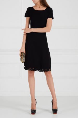 Черные лакированные туфли с Dirditta 150 Christian Louboutin. Цвет: черный