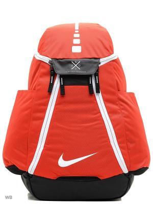 Рюкзак NIKE HOOPS ELITE MAX AIR TEAM. Цвет: красный