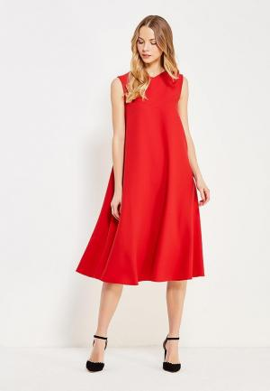 Платье Chapurin. Цвет: красный