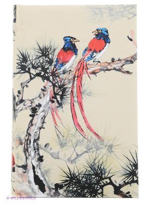 Бизнес-блокнот  Vario Арт. 06 птицы ISBN 8595230622181 ст.30 КОНТЭНТ. Цвет: белый