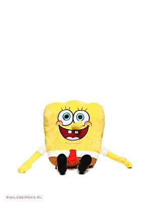 Мягкая игрушка «Губка Боб» Мульти-пульти. Цвет: желтый