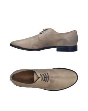 Обувь на шнурках WEXFORD. Цвет: светло-серый