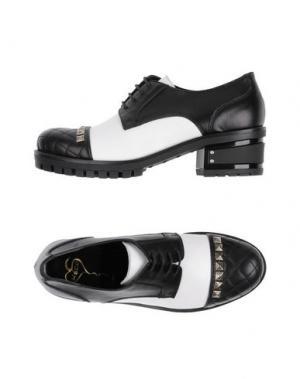 Обувь на шнурках HÉCOS. Цвет: черный