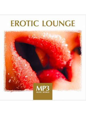 MP3 Music World. Erotic Lounge (компакт-диск MP3) RMG. Цвет: прозрачный