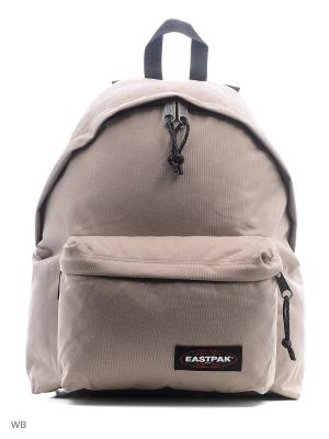 Рюкзак Eastpak. Цвет: бежевый