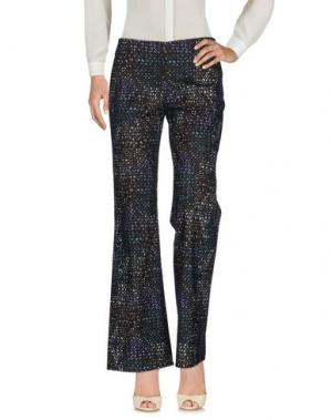 Повседневные брюки MONIKA VARGA. Цвет: черный