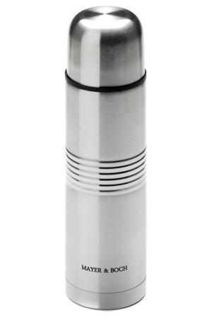 Термос нержавеющая сталь 500мл Mayer&Boch. Цвет: серебряный
