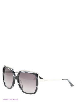Очки солнцезащитные Missoni. Цвет: серый, белый