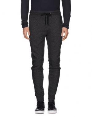 Повседневные брюки HURLEY. Цвет: стальной серый