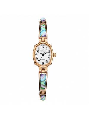 Часы Mikhail Moskvin. Цвет: серо-зеленый, золотистый, светло-голубой