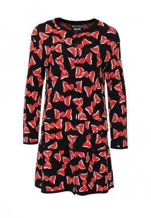 Пальто Boutique Moschino. Цвет: разноцветный