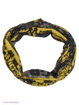 Мультишарф ARFUGIX. Цвет: желтый, серый