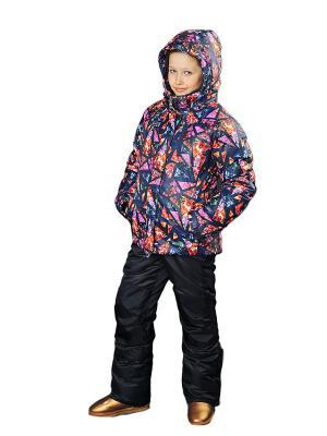 Комплект одежды Fobs. Цвет: синий