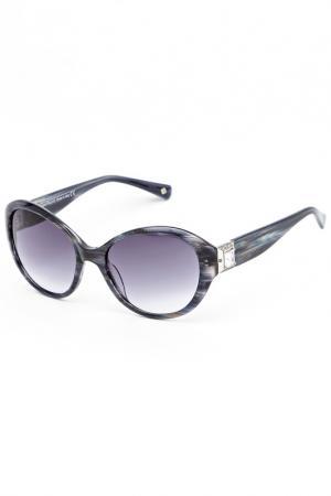 Очки солнцезащитные Laura Biagiotti. Цвет: серый