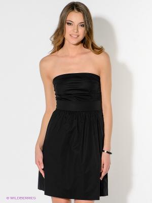Платье American Outfitters. Цвет: черный