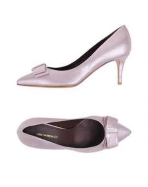 Туфли BRUNO MAGLI. Цвет: розовый
